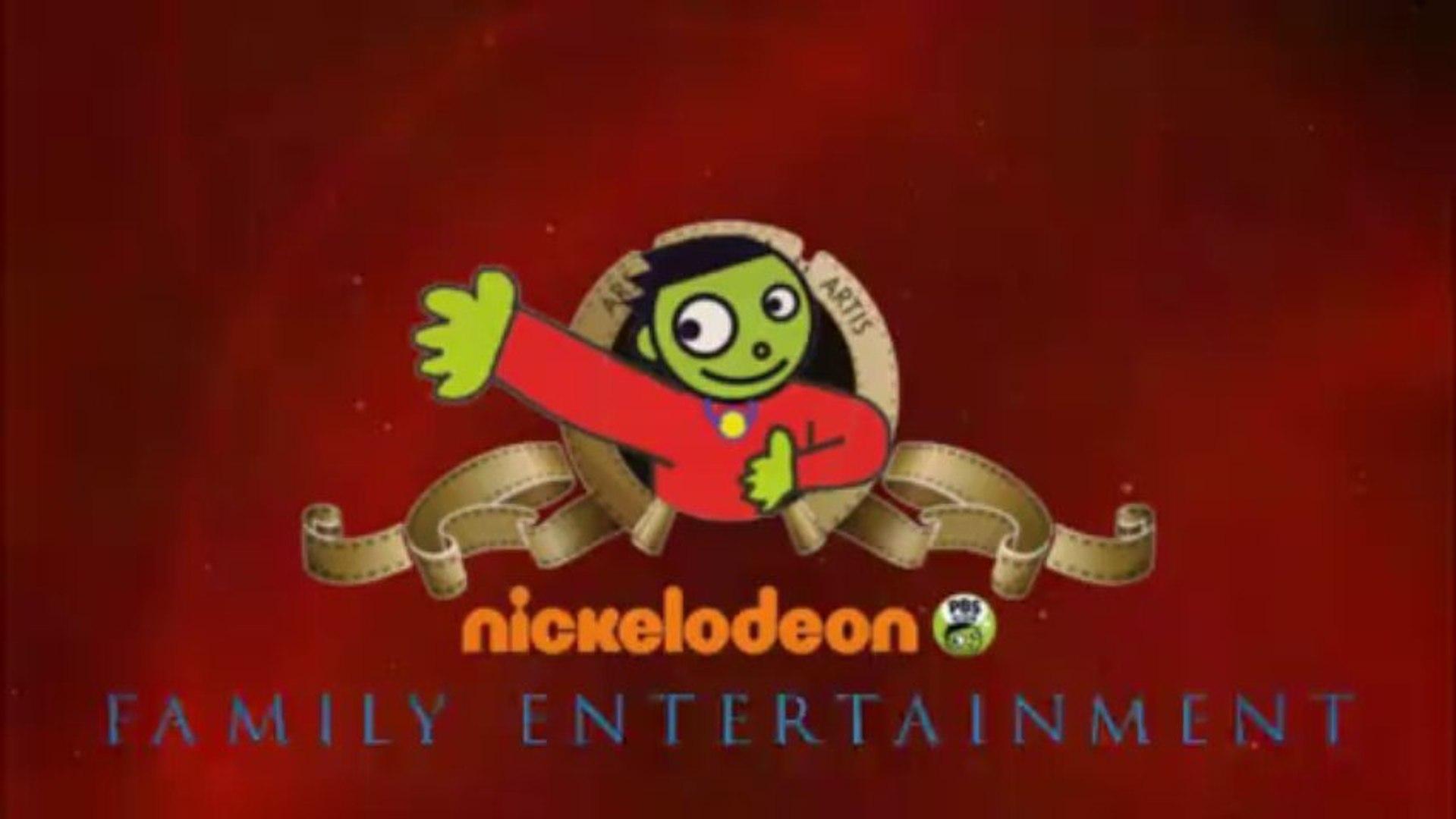 Nickelodeon/PBS Kids Family Entertainment logo (2013)