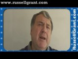 Russell Grant Video Horoscope Taurus November Saturday 9th 2013 www.russellgrant.com