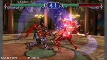 Soul Calibur II   HD Battle Theater 1   Nightmare Versus Voldo   Nintendo GameCube (GCN)