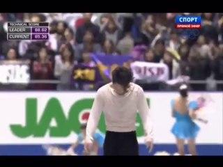 NHK 2013 Daisuke TAKAHASHI FS