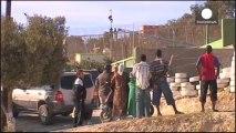 Immigrazione: tentativo di sfondamento a Melilla, due fermati