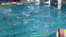 FFN - Water-polo : Match Pologne - Ukraine