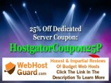 Best Dedicated Servers Coupon: Cheap Dedicated Server Hosting Plans At Hostgator