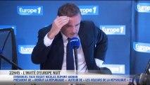 L'interview d'Europe Nuit : Nicolas Dupont-Aignan