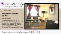 Appartement 1 Chambre à louer - Batignolles, Paris - Ref. 6733