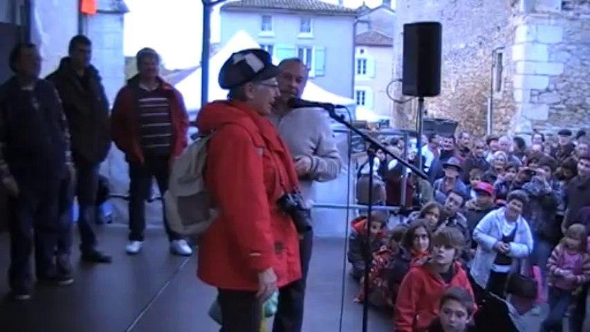 Foire aux dindons de Varaignes 11 novembre 2013 et concours de glouglou
