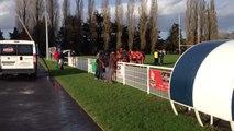 Rugby: les cadets de l'Entente Vire Saint-Lô contre Caen en amical