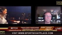 Week 11 NCAA College Football Picks Predictions Previews Odds from Mitch on Tonys Picks TV