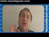 Russell Grant Video Horoscope Taurus November Sunday 10th 2013 www.russellgrant.com