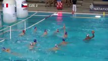 FFN - Water-polo : Match France - République Tchèque