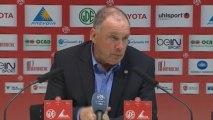 Conférence de presse : Jean Fernandez après VAFC 1-1 MHSC (13e journée L1)