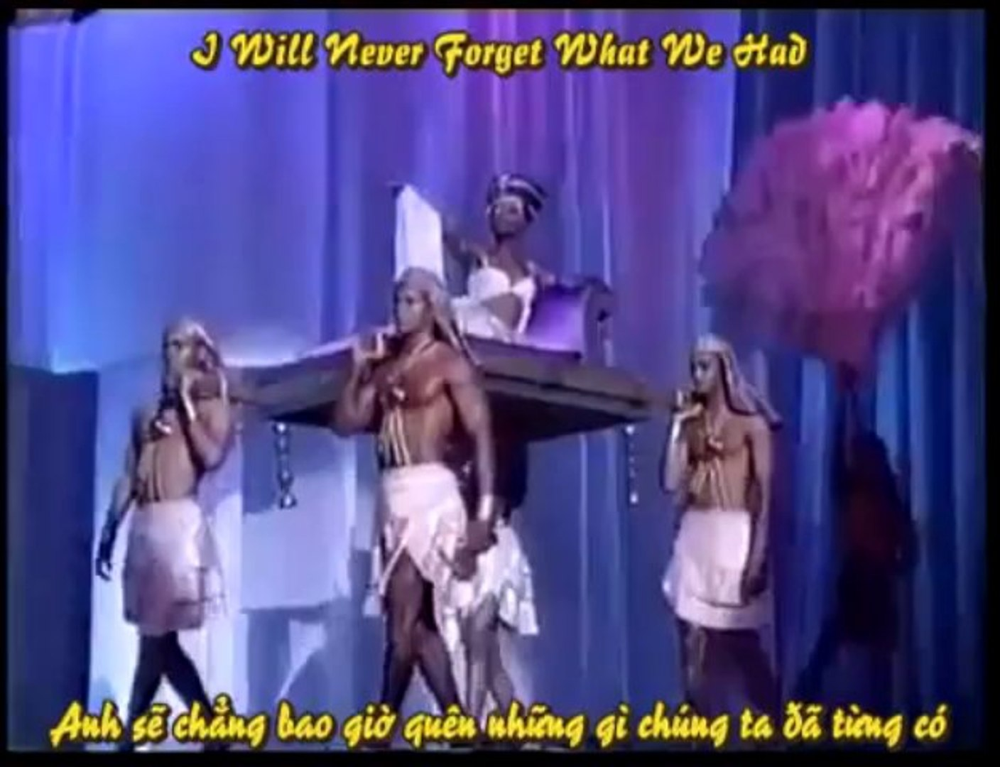 [Vietsub-Lyrics] Remember The Time-Michael Jackson-Live at the Soul Train Awards 1993