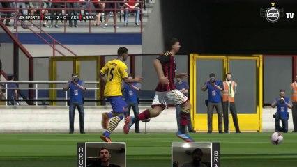 First Ever Gameplay de FIFA 14