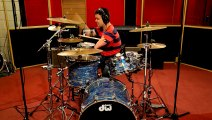 'Disabled Drummer' With No Hands Covers 'Everlong' On The Drum