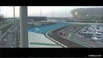 F1 2012 Abu Dhabi GP Rosberg Karthikeyan Huge Crash [FULL HD]