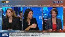 BFM Politique: L'After RMC: Nathalie Kosciusko-Morizet répond aux questions de Véronique Jacquier - 10/11