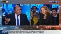 BFM Politique: Nathalie Kosciusko-Morizet face à Patrick Mennucci - 10/11