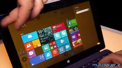 Surface 2 - Evento Microsoft Milano (HD)