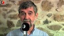 Didier Beguin membre du comité de soutien aux otages pour le Languedoc