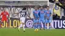 Juventus Turin 3 - 0 Naples
