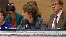 TRAVAUX ASSEMBLEE 14EME LEGISLATURE : Audition de Marisol Touraine sur les crédits de la mission