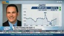 Les chiffres du PIB, l'inflation en zone euro et les discours attendus de la FED: Jean-François Bay dans Intégrale Bourse – 11/11