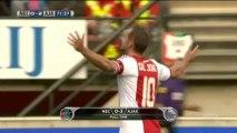 Samenvatting NEC 0-3 Ajax Highlights