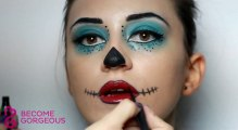 Skelita Calaveras Makeup Tutorial