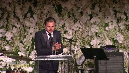 NEWS: Leonardo DiCaprio hosts & Sting performs at LACMA Gala