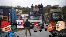 """Des """"pigeons"""" aux """"bonnets"""" : les mouvements anti-Hollande en patates"""