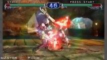 Soul Calibur II   Ivy HD Gameplay   Ivy Versus Voldo   Nintendo GameCube (GCN)
