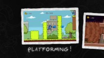 Regular Show: Mordecai and Rigby in 8-Bit Land - Launch trailer