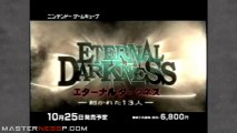 Eternal Darkness: Sanity's Requiem | Japanese Commercial, Promo | Nintendo GameCube (GCN)