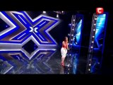 Rihanna Russian Roulette Cover by Anna Khokhlova (Russian X Factor 2012)
