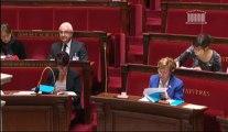 Intervention en séance publique sur les droits et protection des personnes faisant l'objet des soins psychiatriques, le 19 septembre 2013