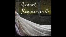 Gounot Requiem in C, Liber Scriptum, Quid Sum Miser, Rex Tremendae Majestatis und Recordare