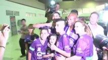 Australie - Gallas à Perth Glory