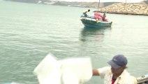 Magap entregó flotadores no contaminante a pescadores artesanales de San Mateo