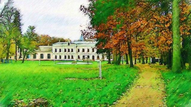 Андрушевка (Андрушівка), усадьба Терещенко
