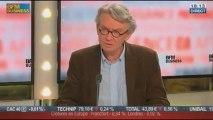 Jean-Claude Mailly, secrétaire générale de force ouvrière, dans Le Grand Journal – 12/11 1/4