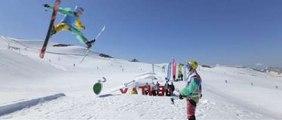 A Different Ski Competition: Kumi Yama 2013