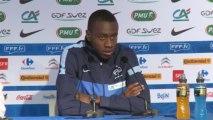 """Bleus - Matuidi : """"Envie de représenter l'équipe de France au Mondial"""""""