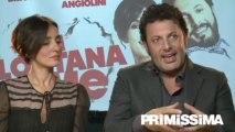 Video intervista ad Ambra Angiolini ed Enrico Brignano protagonisti di Stai lontana da me