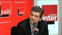 Interactiv : Arnaud Montebourg
