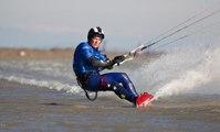 New World Record Kitesurf : 56.62 kts / 104.8 km/h - Alex Caizergues 2013