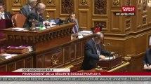 En Séance - Projet de loi de financement de la sécurité sociale pour 2014
