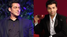 Karan Johar To Have Koffee With Salman - CONFIRMED!