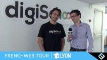 [FrenchWeb Tour Lyon] Thierry Debarnot et Anthony Kuntz, co-fondateurs de DigiSchool