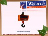Crane scale, Crane scale manufacturers, Hanging scale manufacturers, Gujarat, India