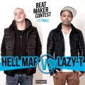 LAZY-T vs HELL MAF // BEATMAKER CONTEST (1/2 finale)